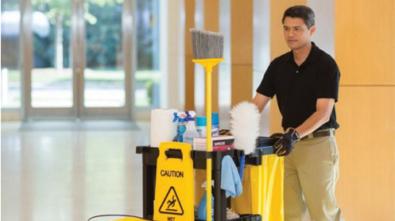 نظافت مشاعات ساختمان