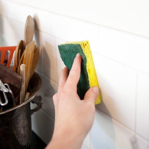 پاک کردن لکه های چربی