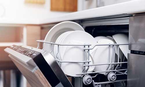 مراحل رسوب زدایی ماشین ظرفشویی